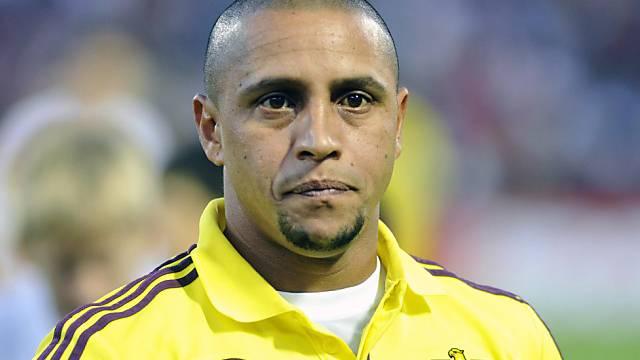 Roberto Carlos trainiert neu in der Türkei.