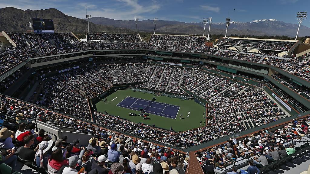 Turnier von Indian Wells verschoben