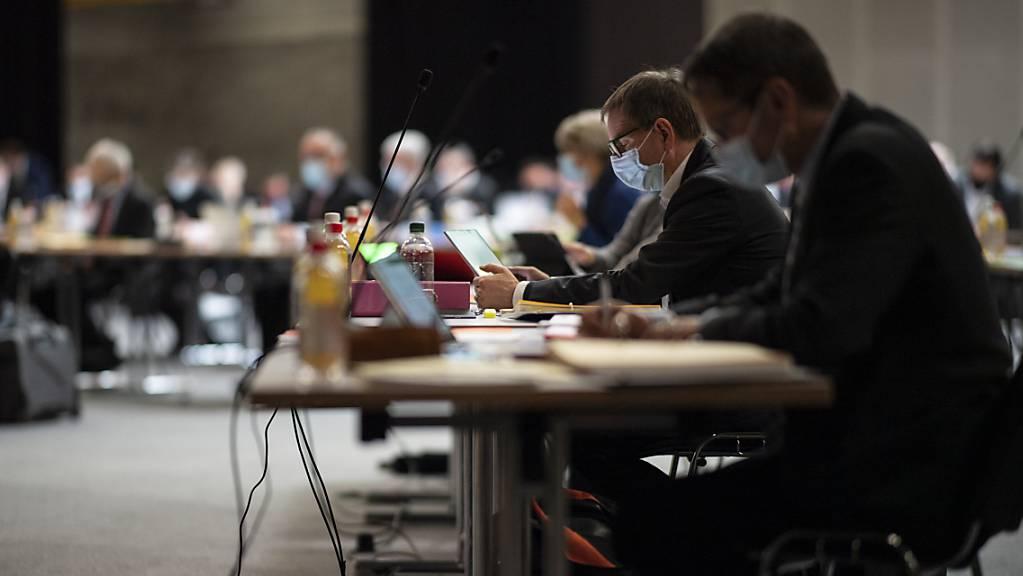 Aus verschiedenen Vorstössen aus dem St.Galler Kantonsrat hat die Regierung ein Pakt mit Gesetzesänderungen zusammengestellt, das nun in die Vernehmlassung kommt. (Archivbild)