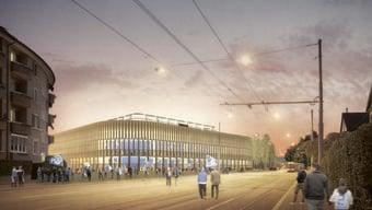 Die Visualisierungsbilder der neuen Hardturm-Arena
