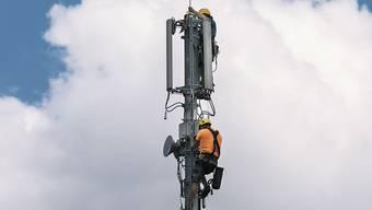Mobilfunkantennen sorgen im Fricktal für Diskussionen.