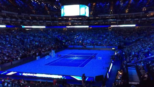 Final ATP Finals Federer - Djokovic