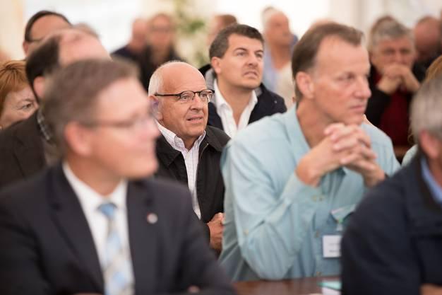 Ruedi Bieri, ehemaliger stv. Chef im Amt für Raumplanung