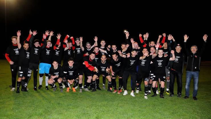 Trotz der 2:3-Heimniederlage konnte der FC Schönenwerd-Niedergösgen am Dienstagabend jubeln.