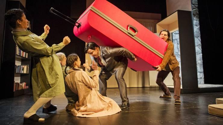 Das Stück «Der Chinese» wird im nächsten Jahr zu den Authorentheatertagen am Beutschen Theater Berlin aufgeführt.
