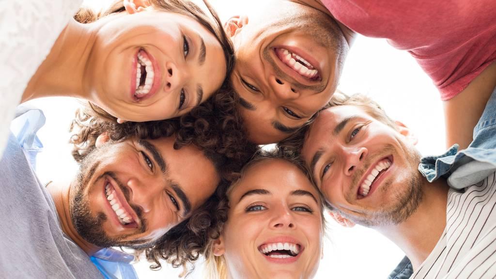 5 Fakten über das Lächeln