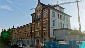 Die Rudolf-Steiner-Schulen in Lenzburg. (Archiv)