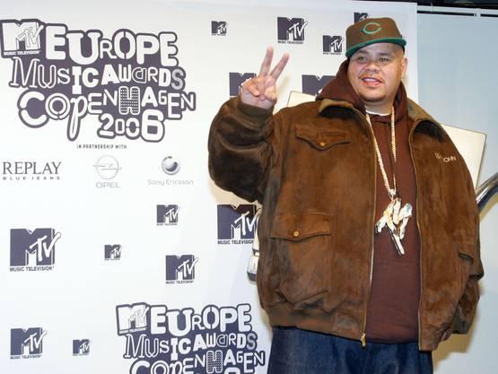 Rapper Fat Joe ist puerto-ricanischer Abstammung, wuchs jedoch in der Bronx auf.