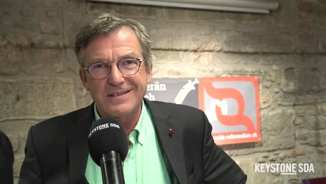 Unterschriftensammlung für Referendum gegen Covid-19-Gesetz startet