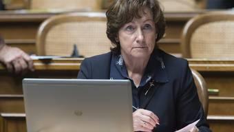 Sie kämpft für eine Expo.27 im Aargau: SVP-Nationalrätin Sylvia Flückiger.