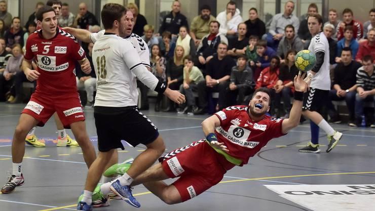 Der RTV Basel will für die Niederlage gegen Baden Revanche nehmen.