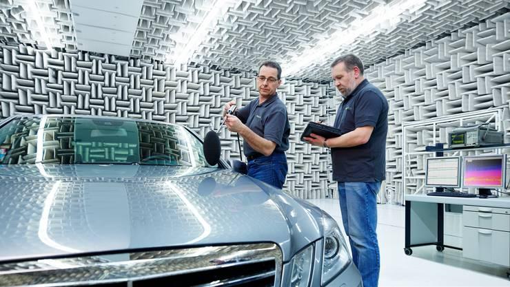Der Auto-Zulieferer Autoneum könnte seinen Gewinn im Jahr 2016 verdoppeln.