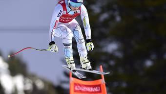 Lindsey Vonn auf dem Weg zu ihrem 16. Sieg in Lake Louise