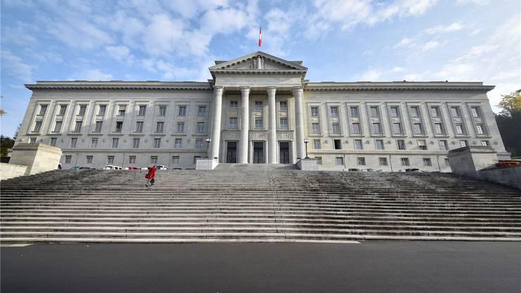 Strassenbauprojekte auf dem Weg ans Bundesgericht in Lausanne: So läuft es ab