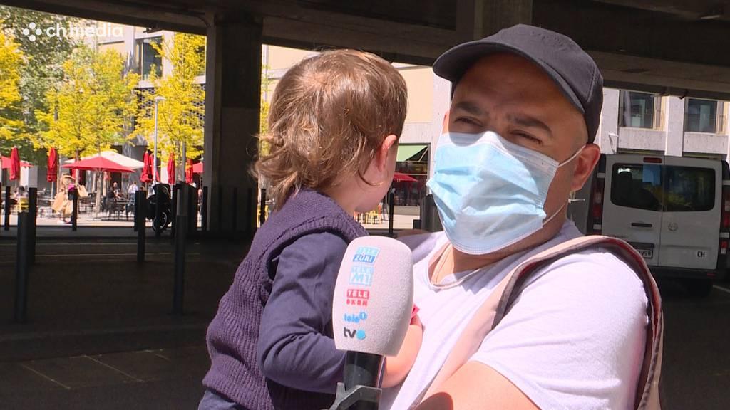 Aufhebung der Maskenpflicht für Geimpfte? Das sagen die Zürcher dazu