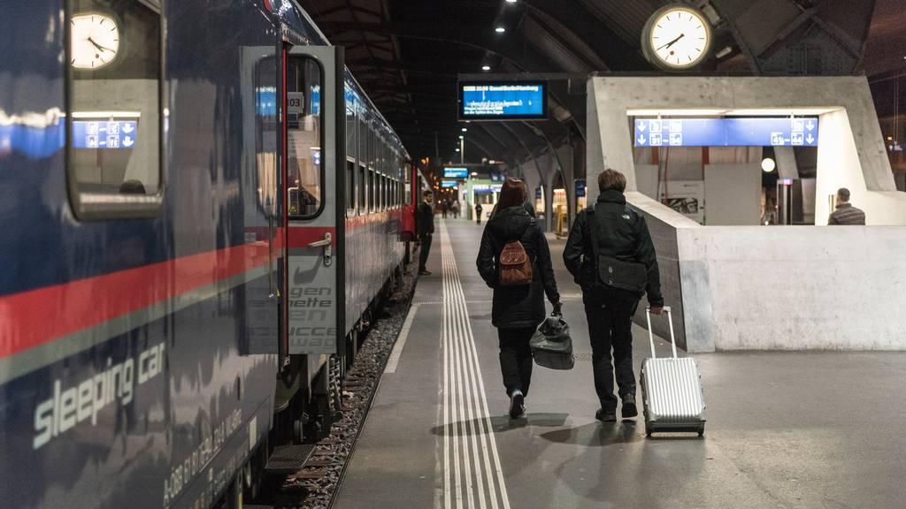 Ab 2021 rollen Nachtzüge der SBB nach Amsterdam