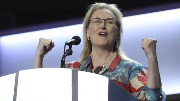 Kämpft für Menschenrechte und gegen Donald Trump: Meryl Streep. (Archivbild)