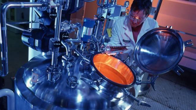 Pilotanlage für neue Therapieformen gegen Krebs: Für die Forschung der Schweizer Chemie ist das Silicon Valley wichtig geworden. Foto: Keystone