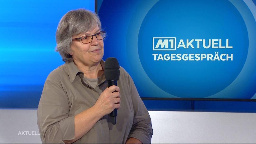 Elisabeth Abbassi über ihre Zeit als höchste Aargauer Lehrerin