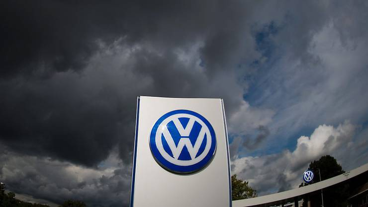 VW muss in der Dieselaffäre eine Milliarde Euro Bussgeld in Deutschland zahlen. (Archiv)