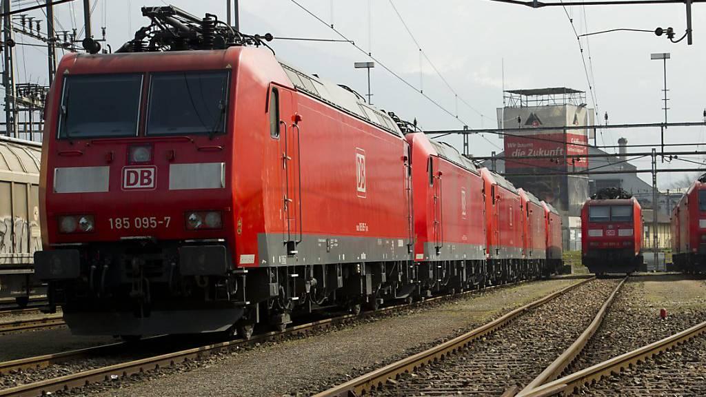 DB Cargo schliesst Milliarden-Deal für neue Güterloks