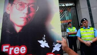 15 Friedensnobelpreisträger fordern die Freilassung von Liu Xiaobo (Archiv)