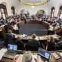 Zu klein für Session unter Covid 19-Regime: Kantonsratssaal