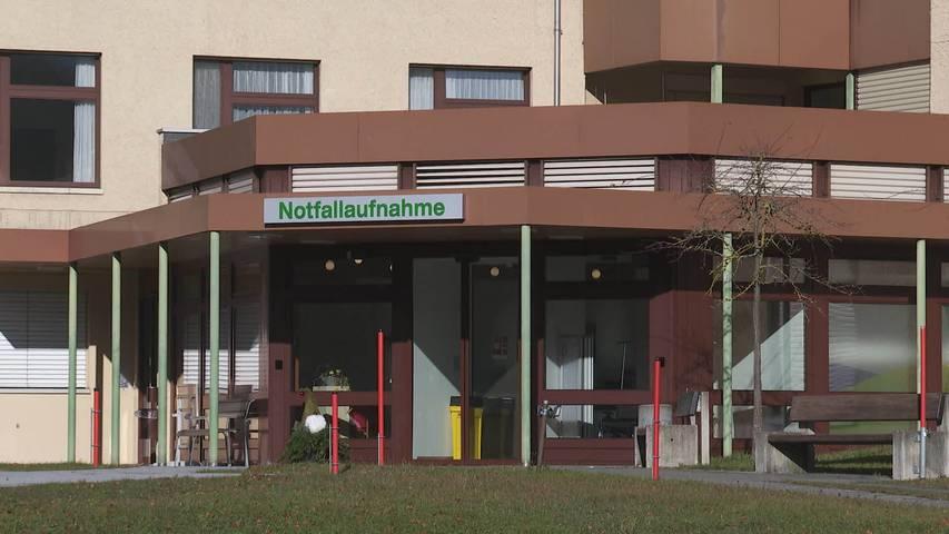Spitalneubau-Stopp: Politik steht hinter Regierungsentscheid