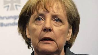 Angela Merkel sieht keine Alternative zu Afghanistan-Einsatz