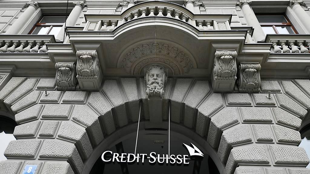 Credit Suisse forciert Vermögensverwaltung