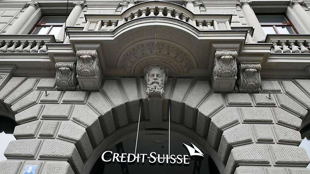 Credit Suisse will Vermögensverwaltung ausbauen und in Infrastruktur investieren. (Archivbild)