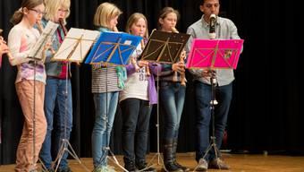 Trommelwirbel in der Dunkelheit: Die Musikschule Oberrohrdorf ist 40