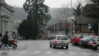 Erneuerung Schlossplatz Aarau