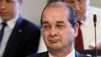 Roberto Conti (SVP) reichte eine Interpellation zu den Kosten der Fusionsvorlage Top 5 ein. (Archiv)