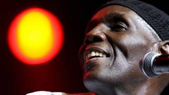 Musiker Oliver Mtukudzi will als Unesco-Botschafter für die Schwachen einstehen.