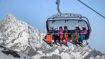 Die Schweiz: Der Sonderfall in Sachen Skifahren dieses Jahr.