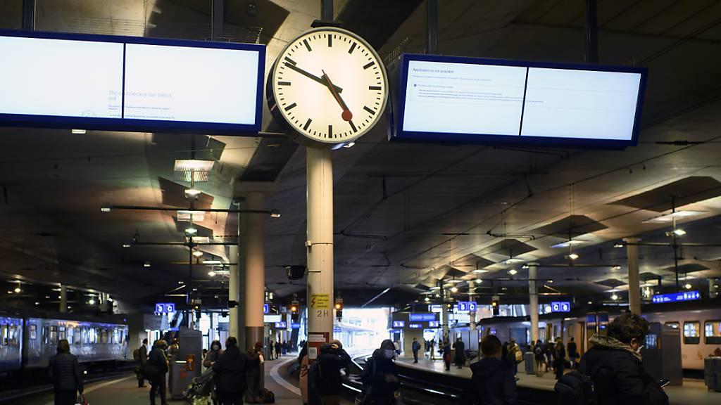 Störung bei SwissPass-Login behoben