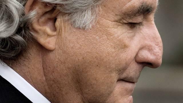 """In seinem ersten Interview seit seiner Inhaftierung wirft Madoff den Banken vor, """"bewusst weggesehen"""" zu haben (Archiv)"""