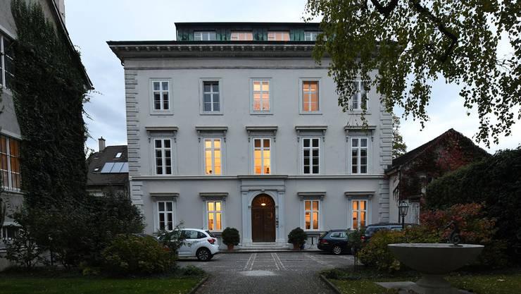Der «Rheinhof» im St. Alban.