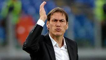 Roma-Trainer Rudi Garcia