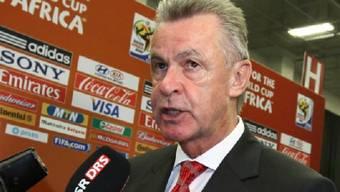Hitzfelds Equipe testet in Sitten gegen Costa Rica