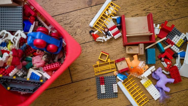 Wenn Kinder spielen, ist ihre Fantasie grenzenlos. (Symbolbild)