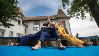 Mit seiner Atmosphäre und geschichtsträchtiger Ausstattung ist das Schloss Waldegg der ideale Aufführungsort für die Oper «Fairy Queen».