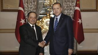 Inzwischen betrachtet die Türkei die Unabhängigkeitsbestrebungen der syrischen und irakischen Kurden als die «grösste Bedrohung unserer Geschichte».