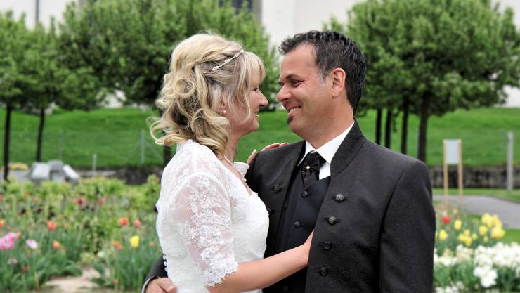 Jolanda und Peter aus Waltenschwil