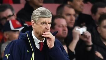 Arsenals Trainer Arsène Wenger hat Gründe, sich Sorgen zu machen