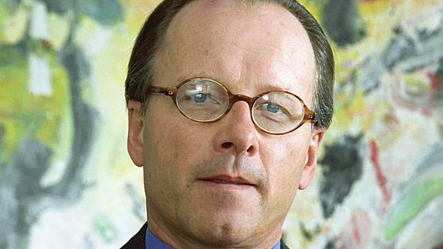 Unternehmer Stephan Schmidheiny (Archiv)