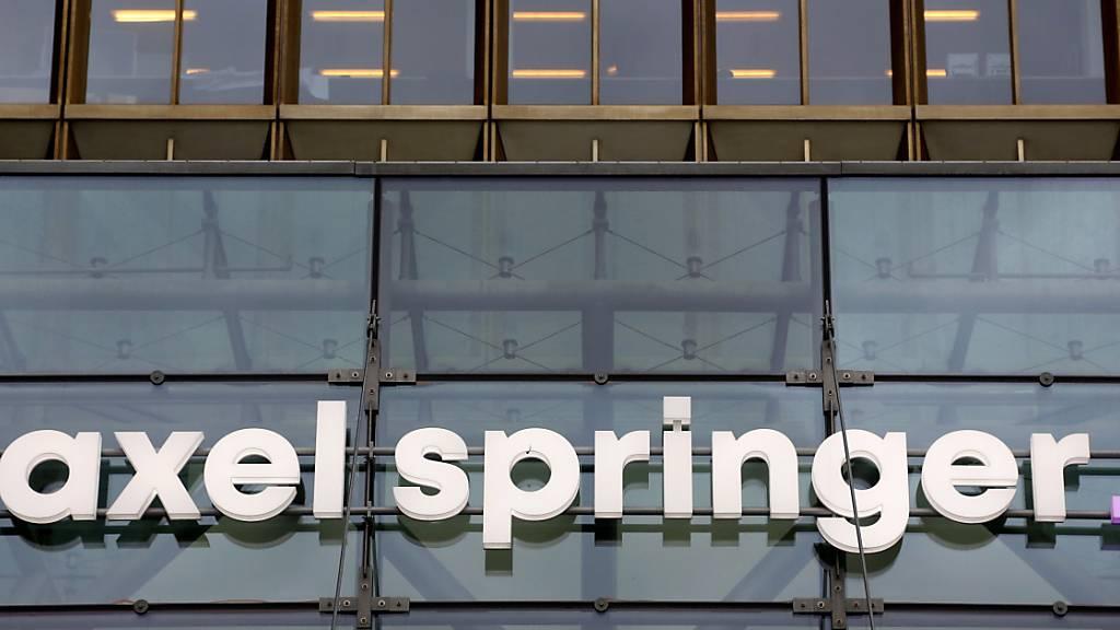 Springer büsst bei Umsatz und Gewinn ein