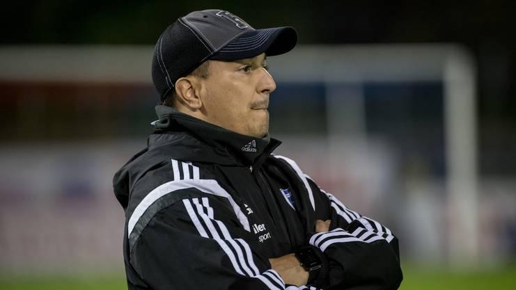 Francesco Gabriele übernahm den FC Wohlen im September des letzten Jahres.