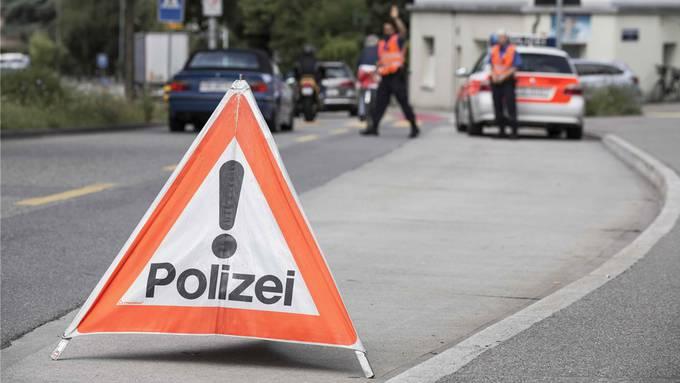 An der Kreuzung beim Konzertsaal in Solothurn wurde eine ältere Frau von einem Auto angefahren. Die Polizei sucht nach Zeugen. (Symbolbild)